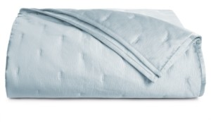 Hotel Collection Dimensional Queen Quilted Coverlet, Created for Macy's Bedding