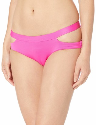 Seafolly Women's Split Band Hipster Bikini Bottom Swimsuit