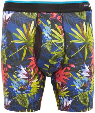 Banana Republic Stance | Narcosy Floral Boxer Brief