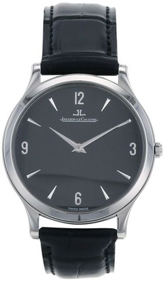 Jaeger-LeCoultre 2000 pre-owned Master Control 34mm