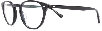 Oliver Peoples Emerson round frame glasses