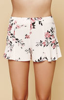 KENDALL + KYLIE Kendall & Kylie Floral Swing Shorts