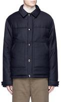 Acne Studios 'Mountain' puffer shirt jacket