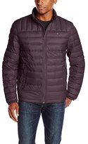 Tommy Hilfiger Men's Lightweight Packable Puffer Jacket