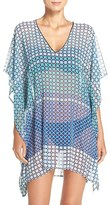 Tommy Bahama Women's 'Pool Tiles' Cover-Up Tunis