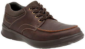 Clarks Cotrell Edge Mens Leather Casual Shoes