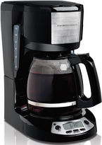 Hamilton Beach 12-Cup Coffee Maker with Programmable Clock