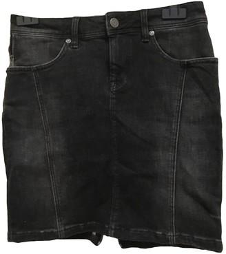 Burberry Anthracite Denim - Jeans Skirt for Women