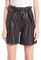 SET High Waist Bermuda Shorts