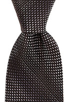 Murano Contrast Diamond Traditional Silk Tie