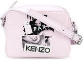 Kenzo Donna Jordan crossbody bag - women - Patent Leather - One Size