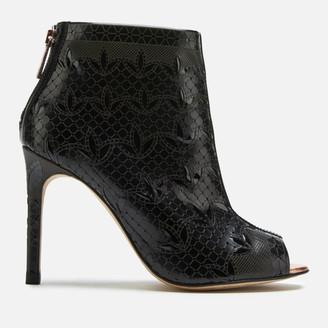 Ted Baker Women's Hauula Open Toe Shoe Boots