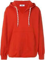 MSGM oversize hoodie
