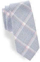 Cole Haan Plaid Silk-Blend Tie