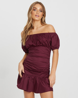 The Fated Zaman Mini Dress