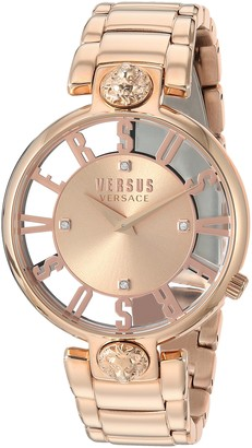 Versus By Versace Women's KRISTENHOF Quartz Watch with Strap