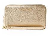 Michael Kors Jet Set Pale Gold Wallet