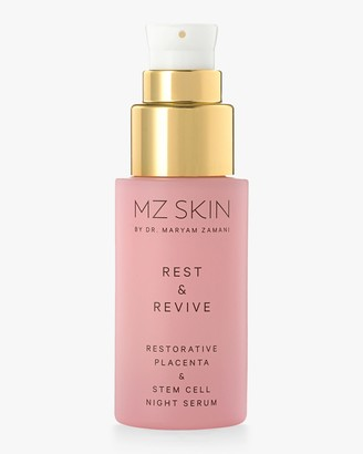 Mz Skin Rest Revive Placenta Stem Cell Night Serum 30ml