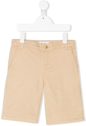Bonpoint Knee-Length Fitted Shorts
