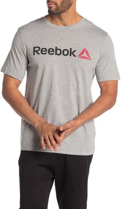 Reebok Linear Read T-Shirt