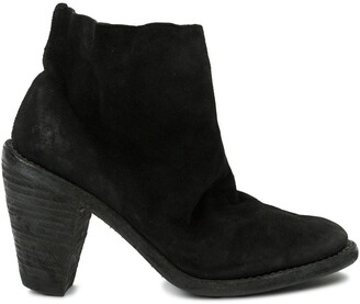 Guidi tapered heel ankle boots