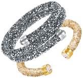 Swarovski Starburst Multi Crystal Bracelet Set