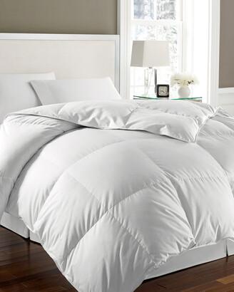 Kathy Ireland Blue Ridge Home Essentials White Goose Feather & Down Comforter