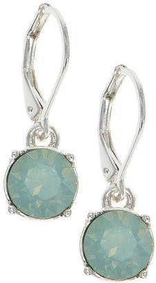 Gloria Vanderbilt 2-pc. Green Circle Drop Earrings