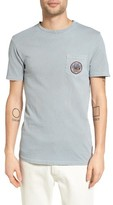 Vans Men's Bear Patch Pocket T-Shirt