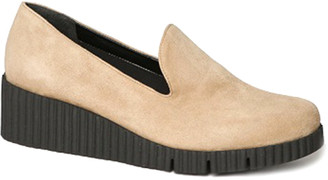 The Flexx Fast Times Suede Flat