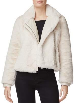 J Brand Isleen Faux-Fur Jacket