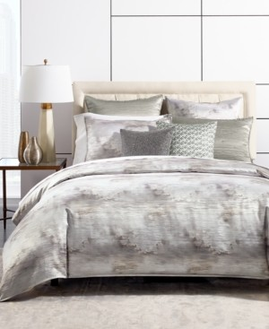 Hotel Collection Iridescence King Duvet Cover, Created for Macy's Bedding