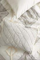 Anthropologie Tufted Banksia Shams