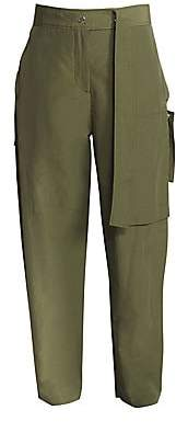Acne Studios Women's Peganne Cargo Trousers