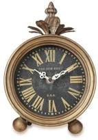 Bed Bath & Beyond Table Clock in Gold