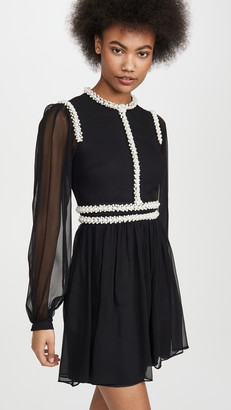macgraw Raven Mini Dress