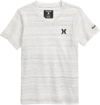 Hurley Streaky V-Neck T-Shirt