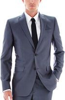 Jf J.Ferrar JF Luster Herringbone Suit Jacket - Slim-Fit