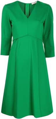 Schumacher Dorothee empire line short dress