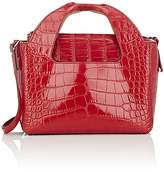 The Row Women's Alligator Two For One 10 Shoulder Bag & Pouch