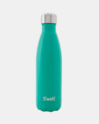 Swell Water Bottles - Insulated Bottle Satin Collection 500ml Eucalyptus - Size One Size at The Iconic