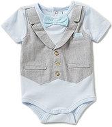 Edgehill Collection Baby Boys Newborn-6 Months Novelty Bodysuit