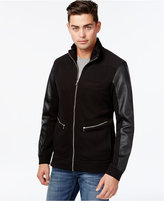 INC International Concepts Men's the Faux-Fur Lined Jacket, Only at Macy's