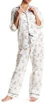 BedHead Lady Chatterley Print Classic Pajama Set