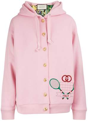 Gucci GG tennis jacket