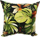 Asstd National Brand Waikiki Floral Outdoor Pillow