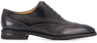 Bally Smikir leather oxford shoes