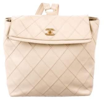 4b56b4ed4f73 Vintage Chanel Backpack - ShopStyle