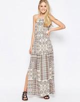 Only Boho Print Maxi Dress