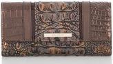 Brahmin Soft Checkbook Wallet Cosimo